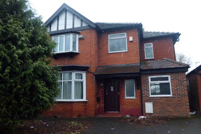 Semi-detached house to rent in Birchfields Road, Manchester