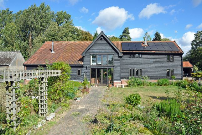 Thumbnail Barn conversion for sale in Low Lane, Creeting St. Mary, Ipswich