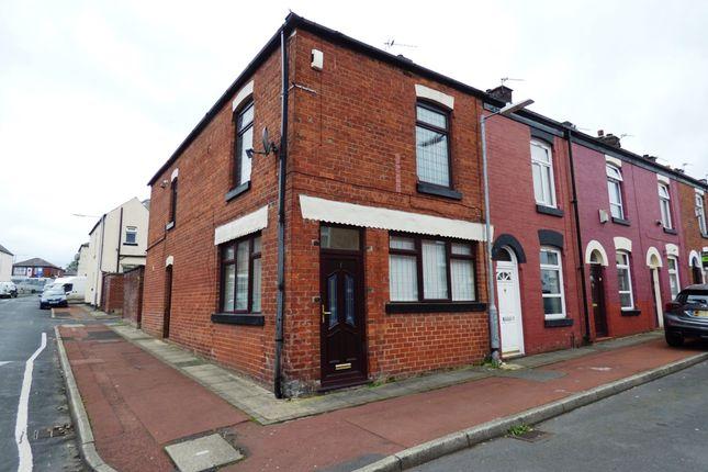 Thumbnail End terrace house to rent in Bowen Street, Heaton, Bolton