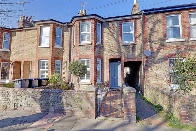Thumbnail Terraced house for sale in Southfield Road, Broadwater, Worthing, West Sussex