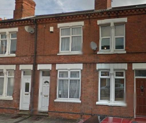 Thumbnail Shared accommodation to rent in Oxford Street, Loughborough, Leicestershire