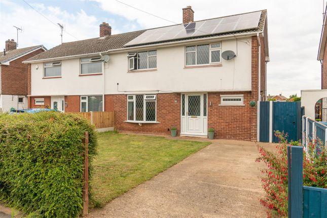 4 bed semi-detached house for sale in Grassmere, Cotgrave, Nottingham NG12