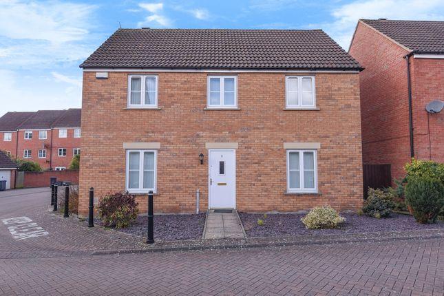 Thumbnail Detached house to rent in Maddocks Road, Staverton, Trowbridge