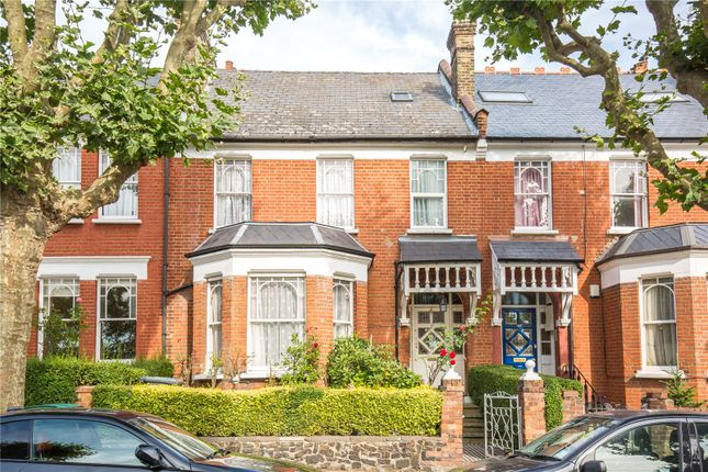 Thumbnail Terraced house for sale in Mount View Road, Stroud Green, London