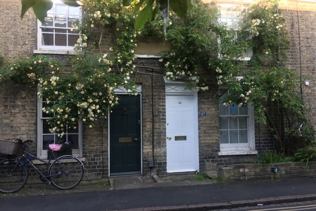 Thumbnail Terraced house to rent in Covent Garden, Cambridge