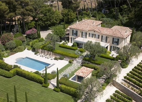 Thumbnail Country house for sale in Mougins, France