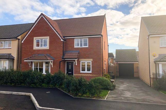 Detached house for sale in Coronel Close, Kingsdown, Swindon