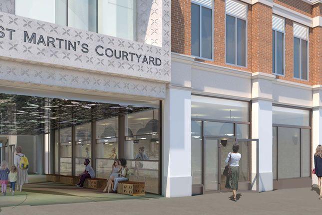 Thumbnail Retail premises to let in Mercer Street, London