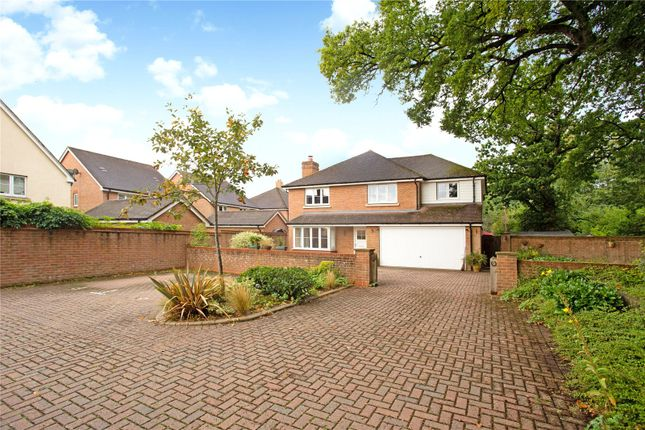 Thumbnail Detached house for sale in Charters Close, Four Marks, Alton, Hampshire