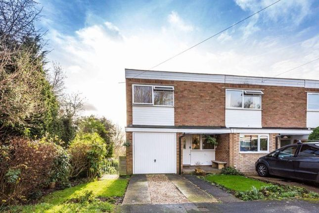Thumbnail Semi-detached house to rent in Greenways, Englefield Green, Egham