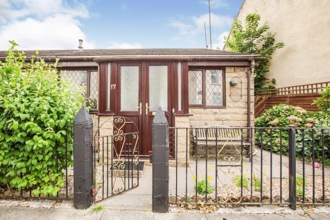 Front of Brockenhurst Street, Burnley, Lancashire BB10