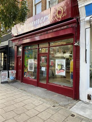 Thumbnail Retail premises for sale in Clapham, London