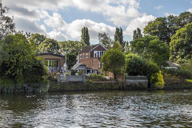 Thumbnail Land for sale in Eel Pie Island, Twickenham