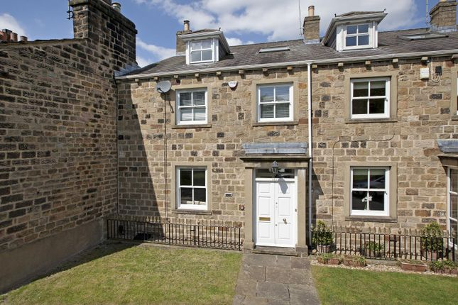 Thumbnail Terraced house for sale in Church Square, Harrogate