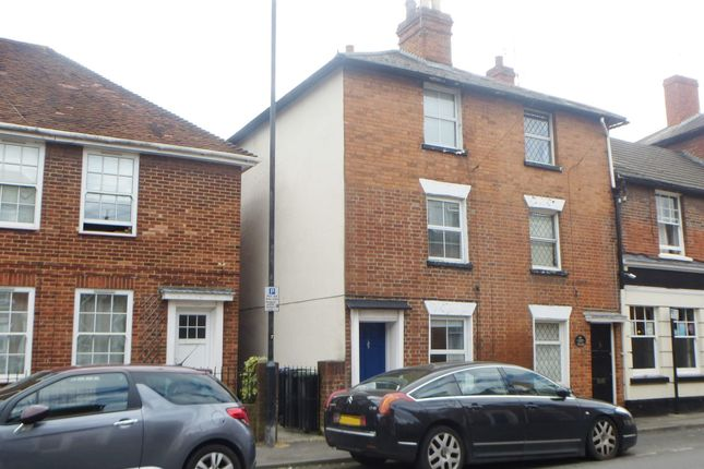 Thumbnail Semi-detached house to rent in Gigant Street, Salisbury