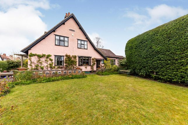Thumbnail End terrace house for sale in Ridge Road, Letchworth Garden City