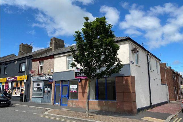 Thumbnail Retail premises for sale in 6 Bath Street, Barrow-In-Furness, Cumbria