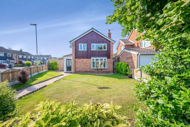 Thumbnail Detached house for sale in Cromdale Way, Great Sankey, Warrington, Cheshire