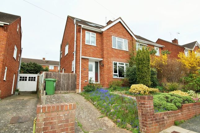 Thumbnail Semi-detached house for sale in Lower Kings Avenue, Exeter