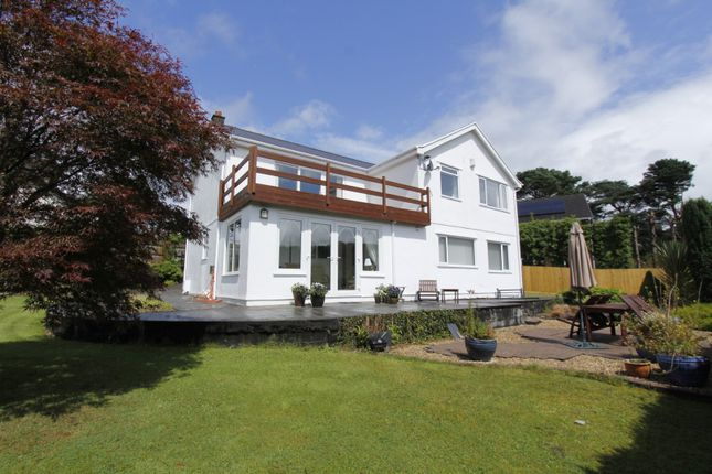 Thumbnail Detached house for sale in Vale View, Pontneathvaughan
