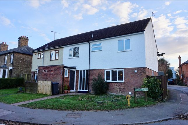 Thumbnail Semi-detached house for sale in Atherton End, Sawbridgeworth