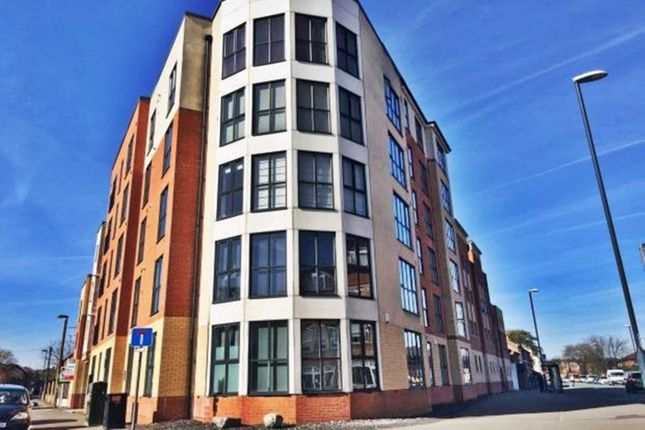Thumbnail Flat to rent in City Walk, City Road, Derby