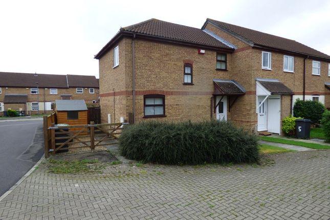 3 bed end terrace house for sale in Paddock Close, Bradley Stoke, Bristol