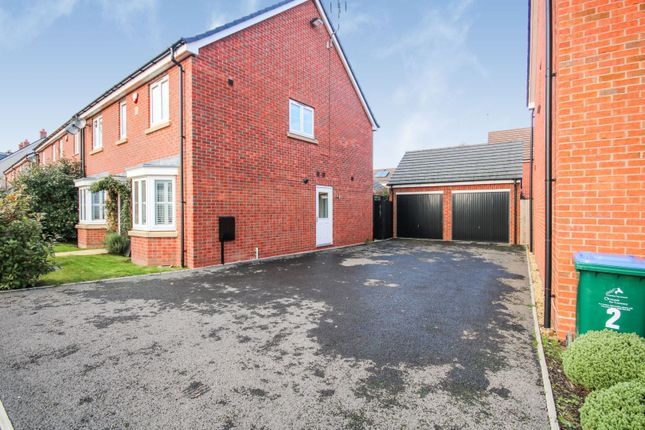 Double Garage of Astoria Drive, Coventry CV4
