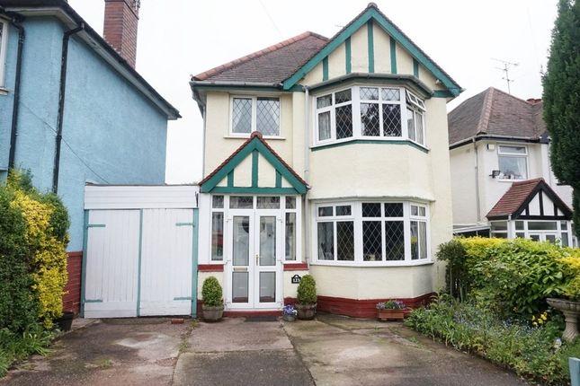 Thumbnail Link-detached house for sale in Spring Lane, Erdington, Birmingham
