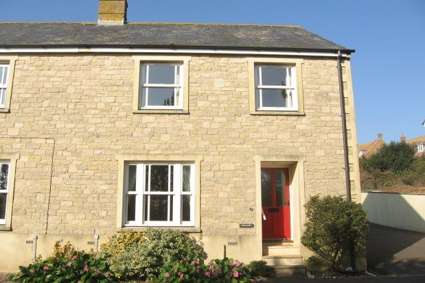 Thumbnail Semi-detached house to rent in Double Common, Bridport
