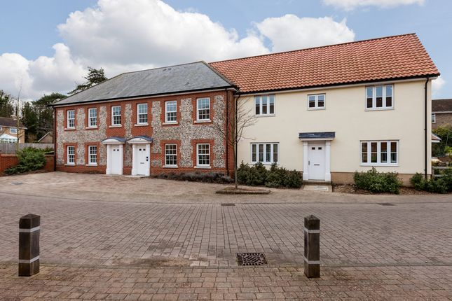 Thumbnail Flat to rent in Abbots Gate, Bury St. Edmunds