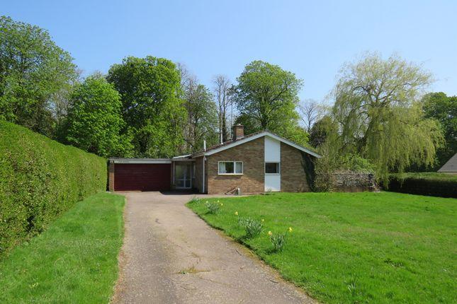 Thumbnail Detached bungalow for sale in The Drive, Horton, Northampton