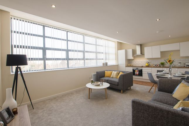 Thumbnail Flat for sale in South Bank, Nottingham, 5