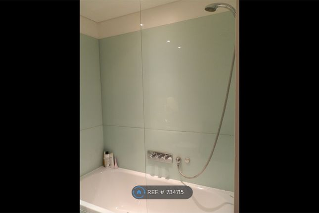 Shower Over Bath of Blueprint Apartments, Balham SW12