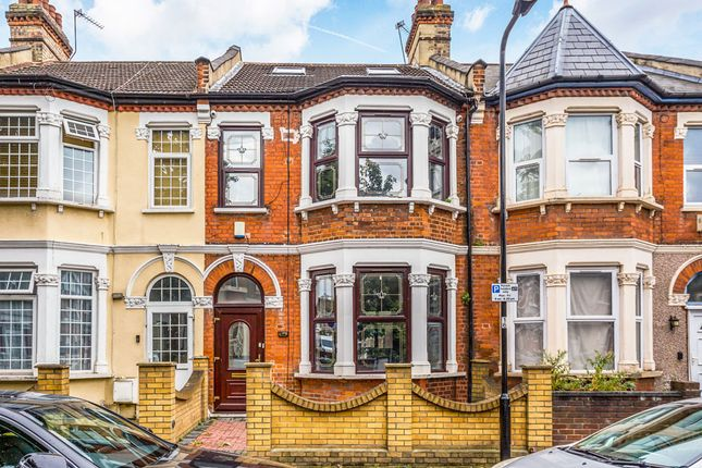 Thumbnail Terraced house for sale in Colchester Road, Leyton