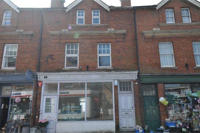 Thumbnail Commercial property for sale in High Street, Lyndhurst, Lyndhurst