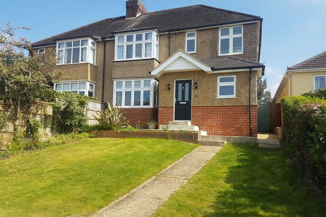 Thumbnail Semi-detached house to rent in Mount Drive, Park Street, St.Albans