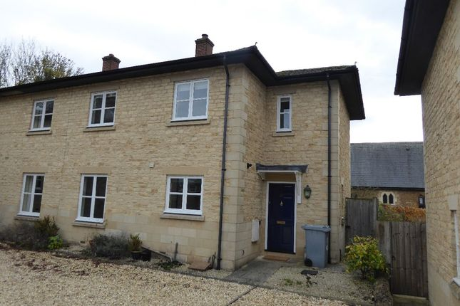 Thumbnail Semi-detached house to rent in Norton Park, Chipping Norton