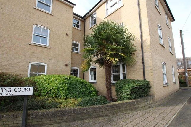 Thumbnail Flat for sale in Ship Lane, Ely