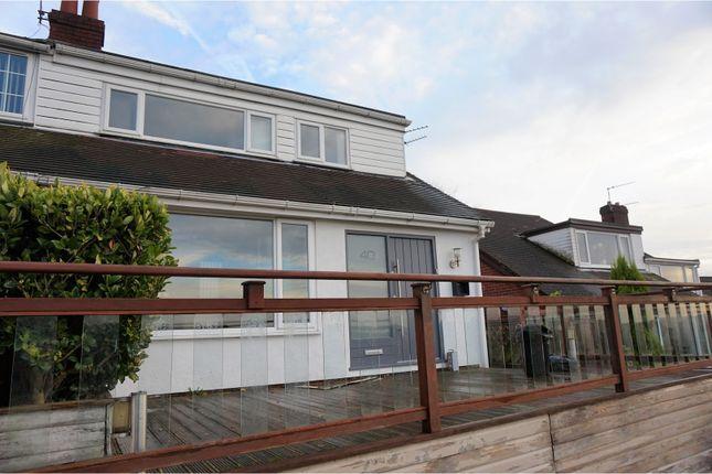 Thumbnail Semi-detached bungalow for sale in Den Lane, Springhead