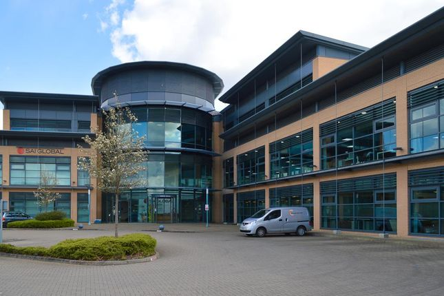 Thumbnail Office to let in Ground Floor, Partis House, Davy Avenue, Knowlhill, Milton Keynes