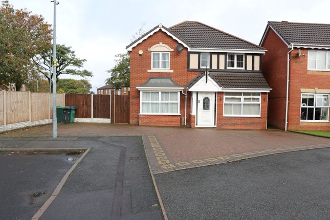 Thumbnail Detached house to rent in Wyton Avenue, Oldbury