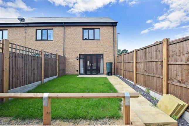 Thumbnail End terrace house for sale in Hilder Street, Leybourne, West Malling, Kent