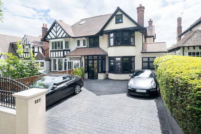 Thumbnail Semi-detached house for sale in Swanshurst Lane, Moseley