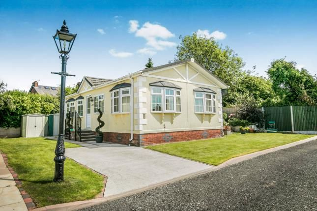 Thumbnail Bungalow For Sale In Western Park Sandbach Cheshire