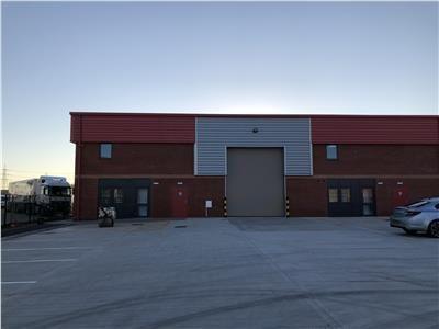 Light industrial to let in Unit 1, Corinium 62, Premier Way North, Normanton, West Yorkshire