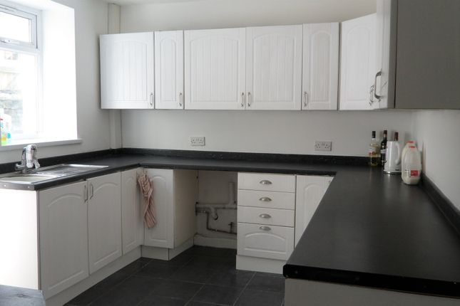Thumbnail End terrace house for sale in Maerdy Road, Maerdy, Ferndale