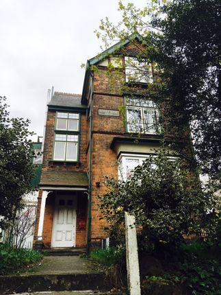 Thumbnail Studio to rent in Gravelly Hill, Erdington