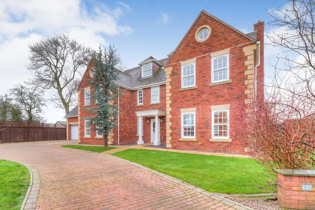 Thumbnail Detached house for sale in Orchard Park, Maesbrook, Oswestry