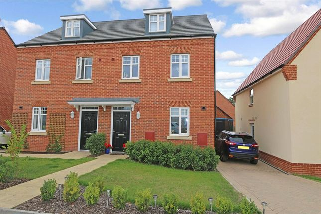 3 Bed Semi Detached House For Sale In Ganger Farm Way Ampfield